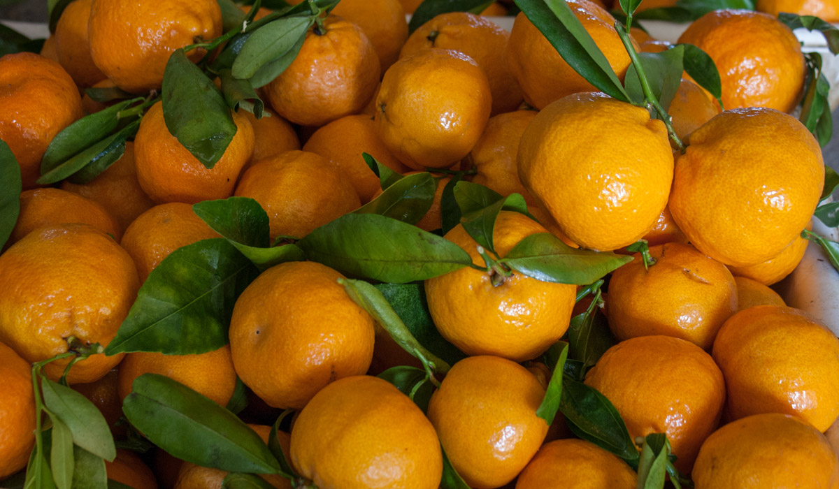 Mandarines Royalty Free Stock Photo - Image: 8266905