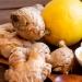 Boisson détox à base de citron, gingembre et miel