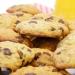 Cookies aux pépites de chocolat et aux bananes