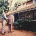 Rencontre Mitterand-Bush à l'Habitation Clément