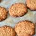 Macarons à la noix de coco antillais